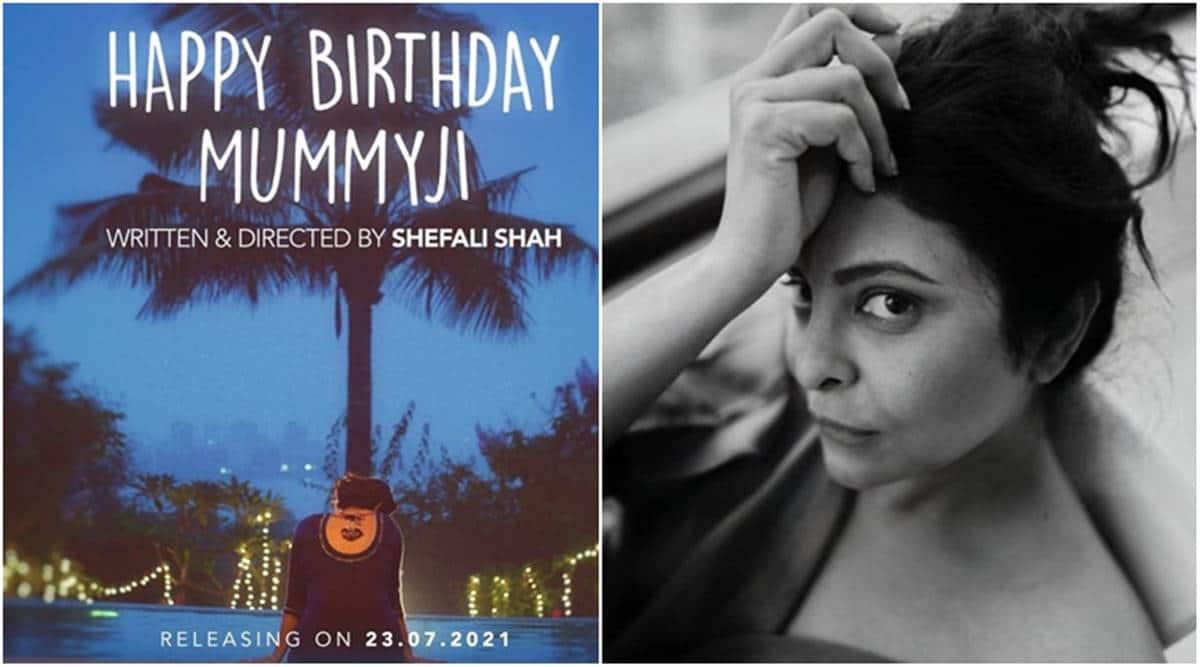 Shefali Shah Happy Birthday Mummyji