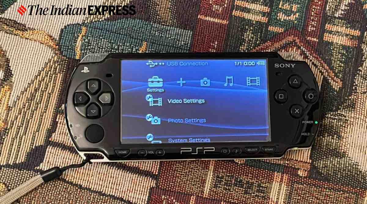 Sony, Sony PSP