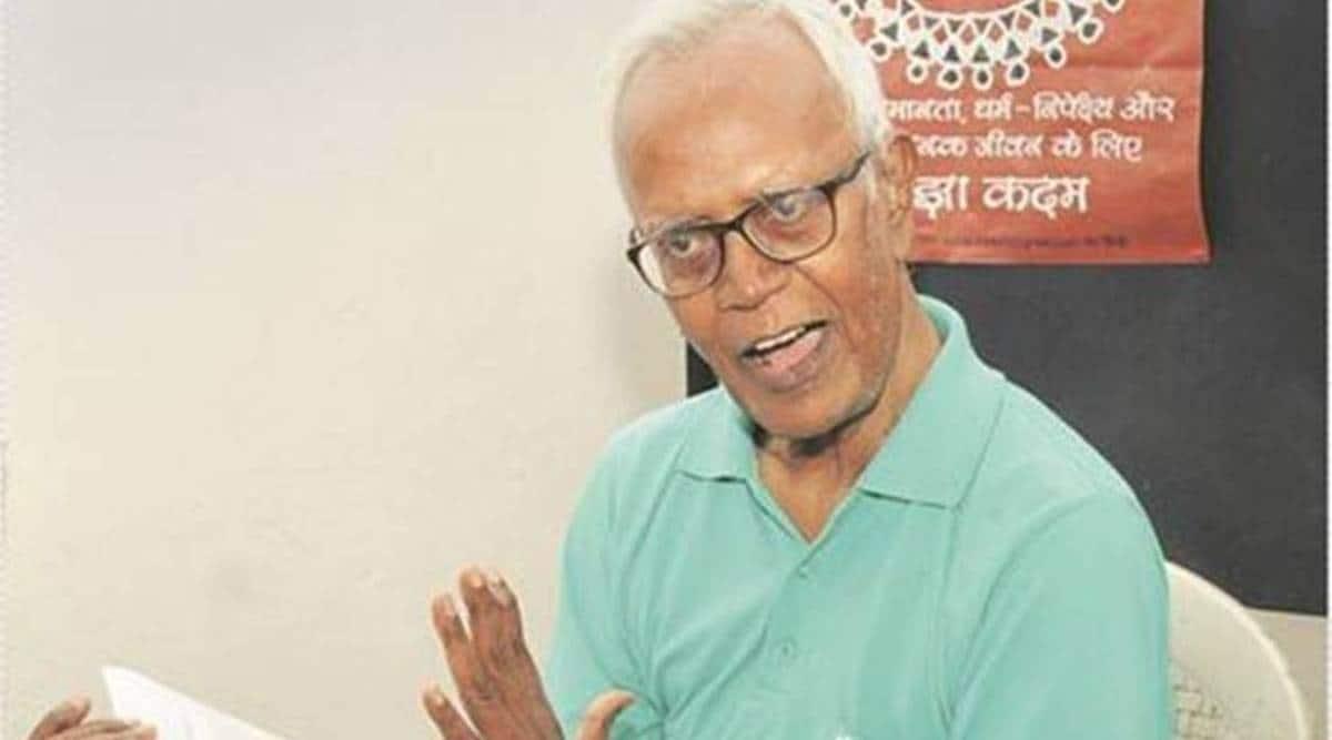 Stan Swamy detention as per law: MEA