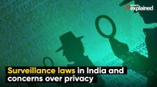 A look at the laws of surveillance in India