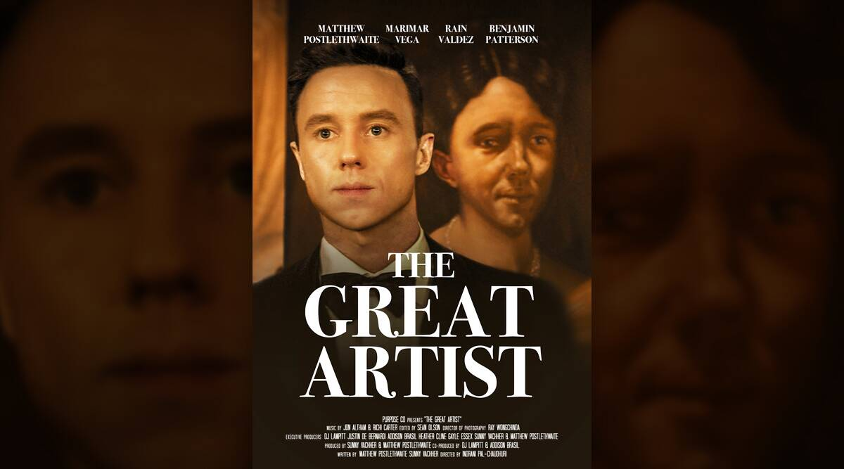 The Great Artist, short film The Great Artist, The Great Artist film, Yellowstone International Film Festival, Indrani Pal-Chaudhuri's The Great Artist, Dissociative Identity Disorder (DID), mental health, indian express news