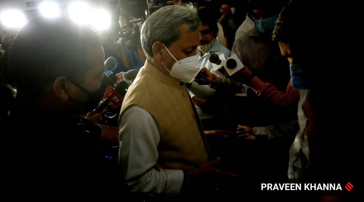 Uttarakhand LIVE updates: State legislature party to elect new leader today