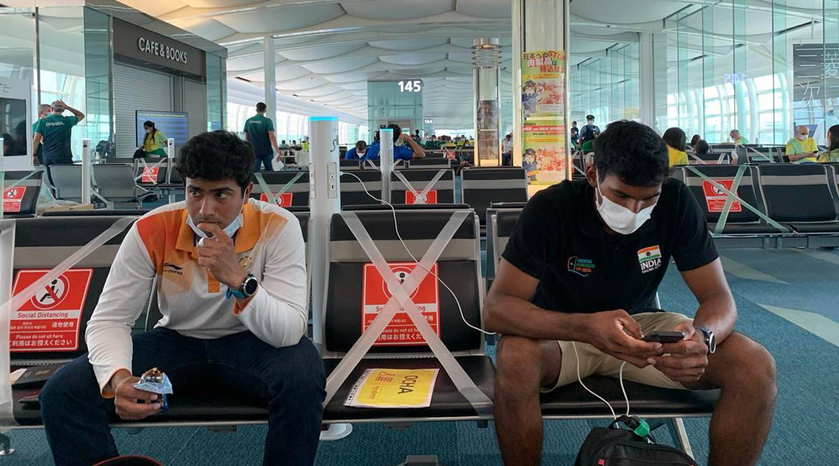8 hours at airport as Indian sailors land in Tokyo