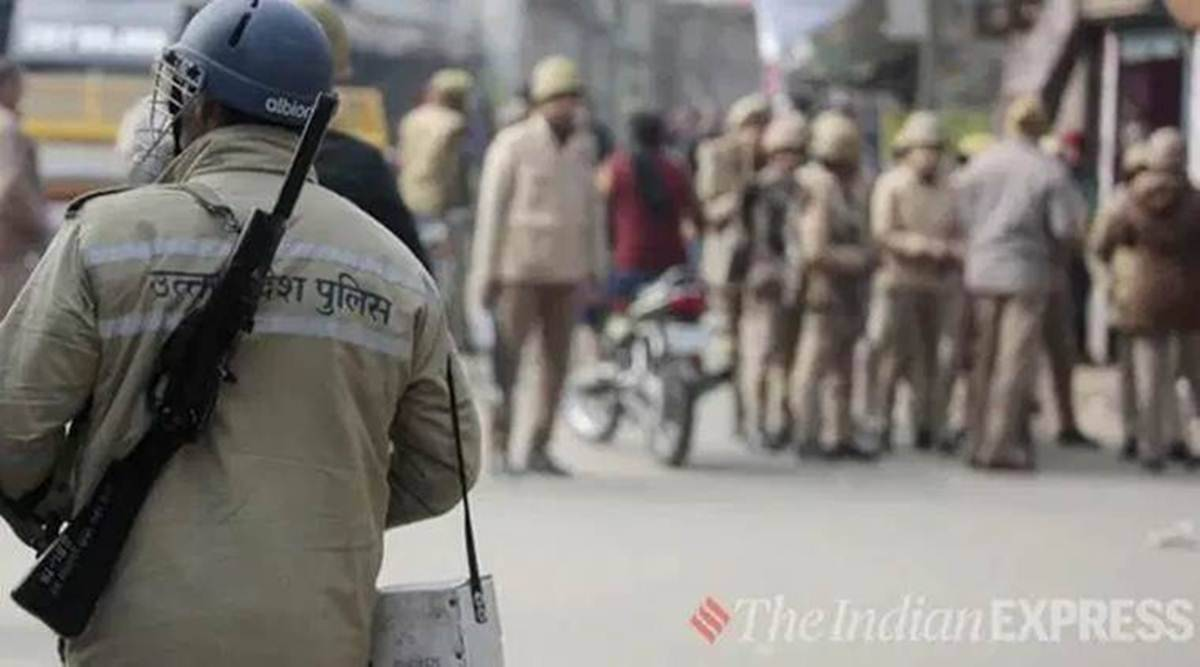 UP criminals, UP crime cases, Agra Police, UP gangsters gunned down, Uttar Pradesh, Yogi Adityanath, India news, Indian express