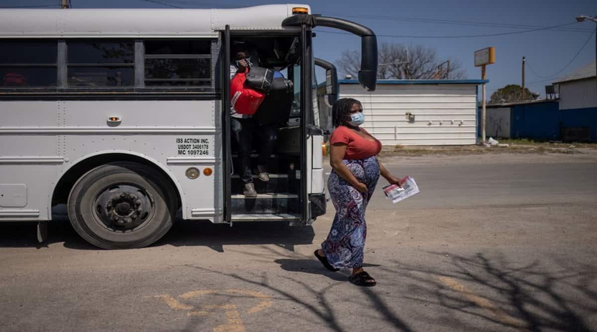 Pregnant migrants