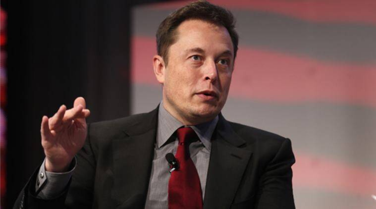 Elon Musk, Tesla, Elon Musk visits Germany, gigafactory, Tesla news, world news, Indian express