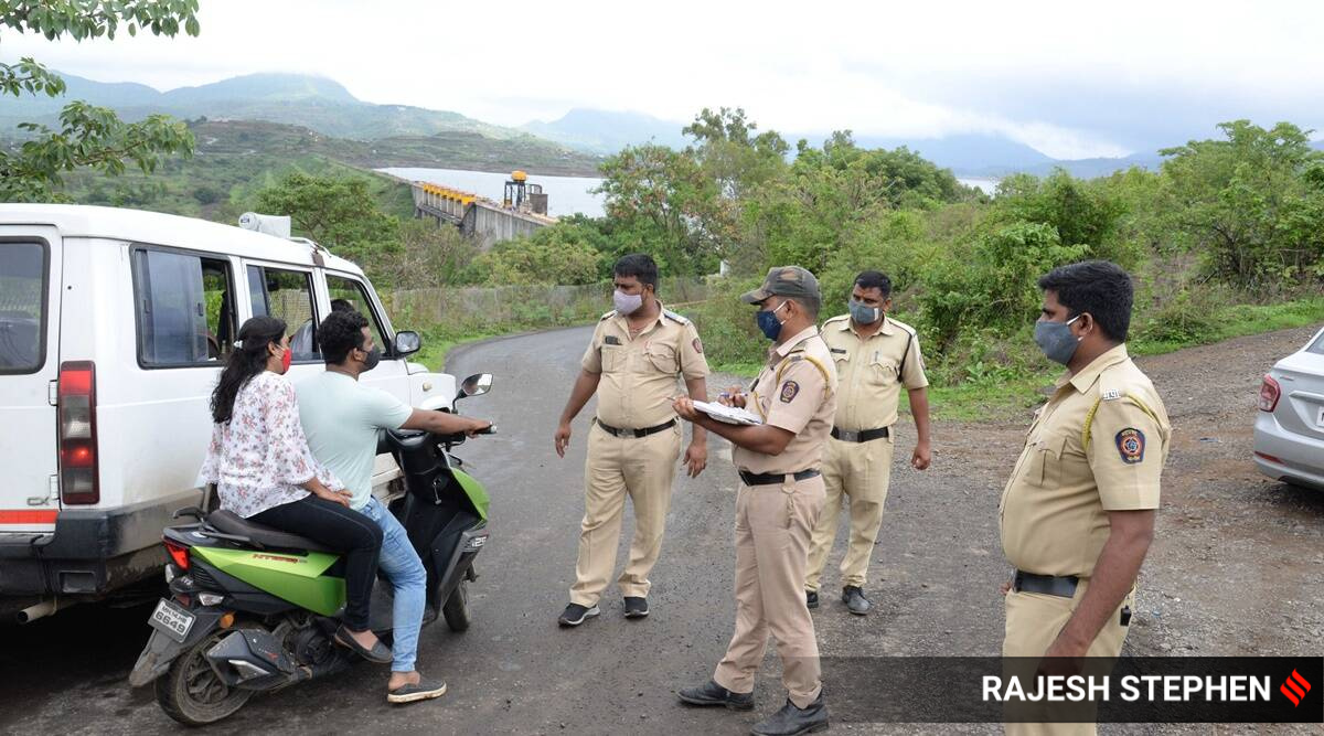 Pune lonavala maval dam restrictions