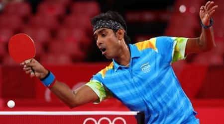 Sharath Kamal, TT