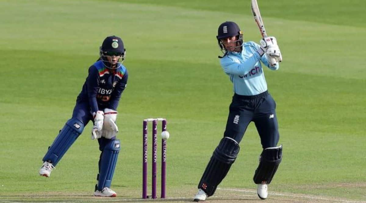 Women's Second ODI, England v India