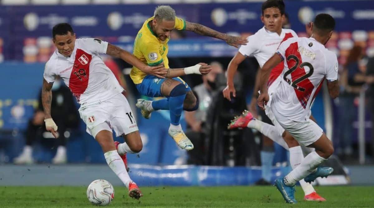 Brazil vs Peru