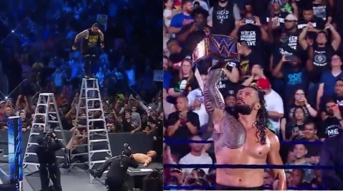 Wwe fans return on SmackDown: Kevin Owens steals the show, huge reaction for Roman Reigns