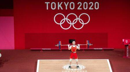 China in Tokyo2020