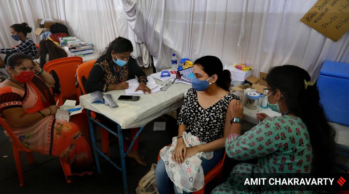 6.77 crore doses since new policy rolled out, a fifth of all vaccinations so far