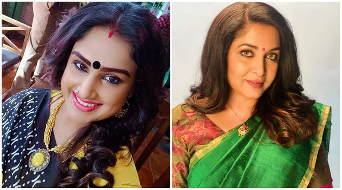 Vanitha Vijaykumar quits BB Jodigal Baahubali fame Ramya Krishnan reacts to the controversy