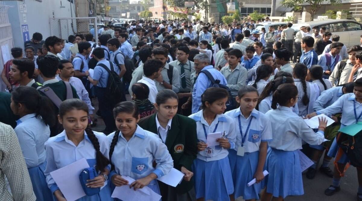 Board Exams 2022: CBSE releases rationalised term-wise syllabus for Class  9-12 | Education News,The Indian Express