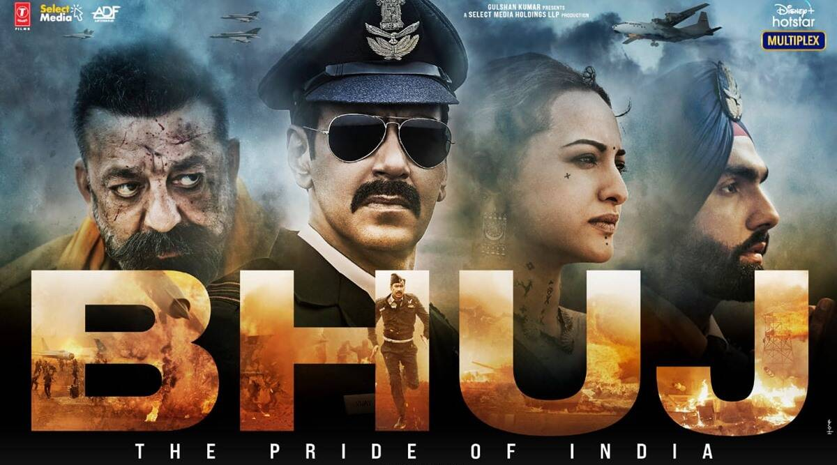 bhuj the pride of india release date