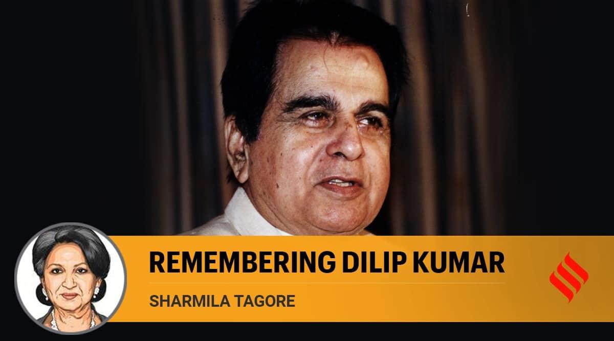 Sharmila Tagore on Dilip Kumar