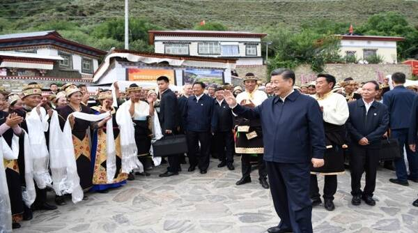 China tibet