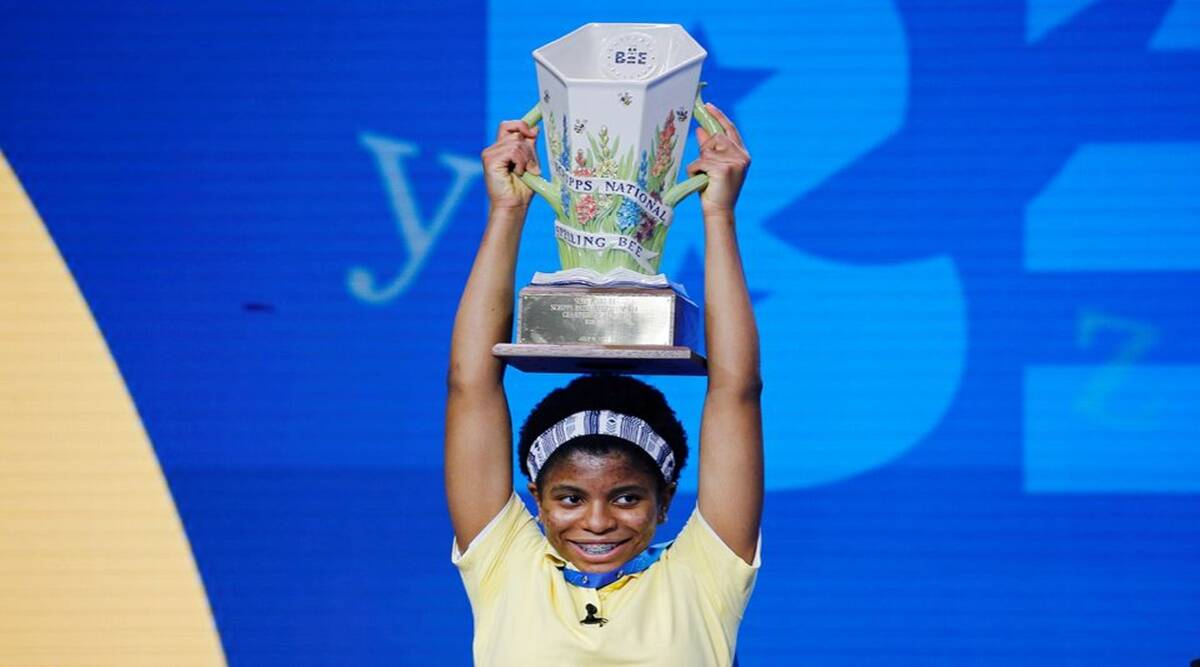 Zaila Avant-garde becomes first African American to win national spelling bee