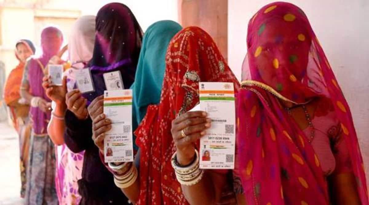 aadhaar card voter ID linking