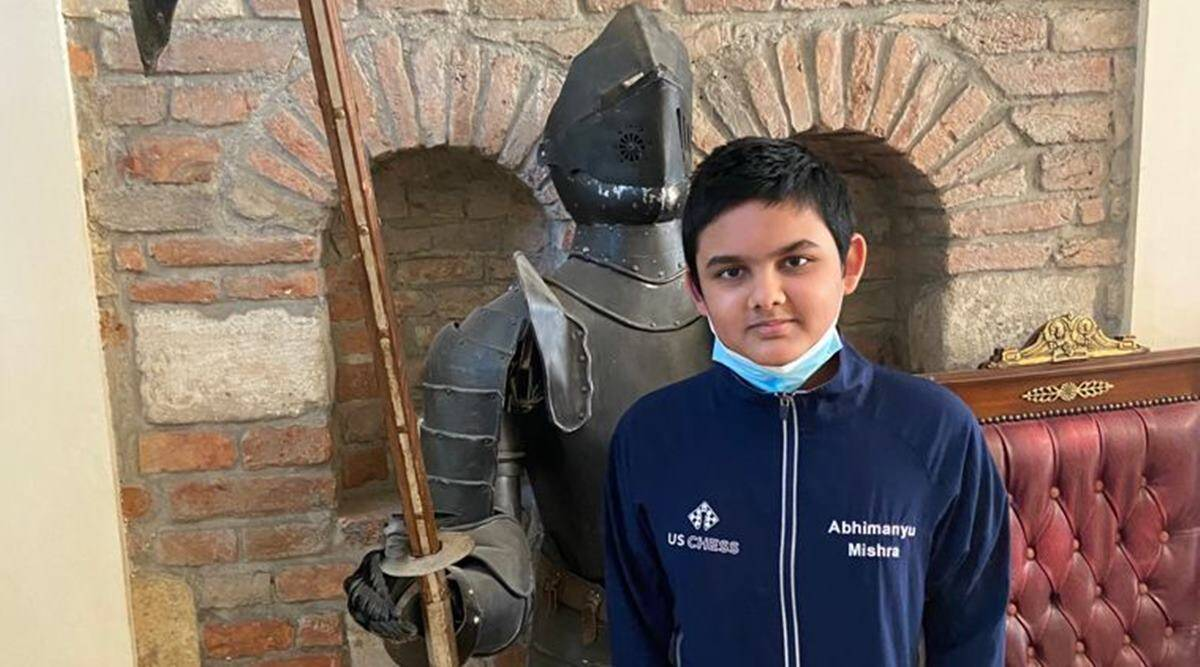 abhimanyu mishra, abhimanyu mishra chess, abhimanyu mishra Kasparov, grandmaster abhimanyu mishra, abhimanyu mishra nationality, abhimanyu mishra age, abhimanyu mishra parents, abhimanyu mishra grandmaster, sports news, indian