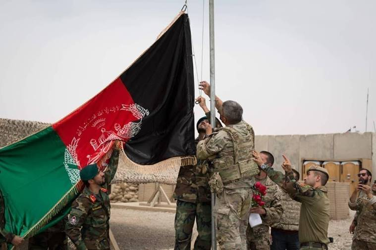 A timeline of more than 40 years of war in Afghanistan