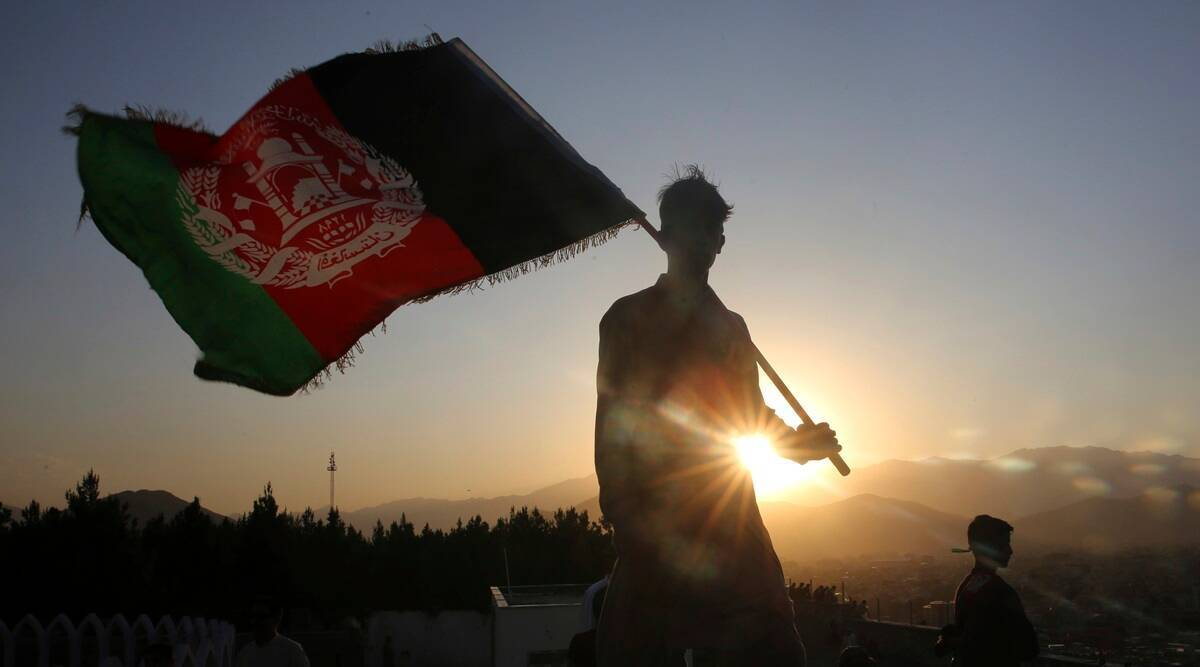 Clashes between Taliban and the Afghan goverment