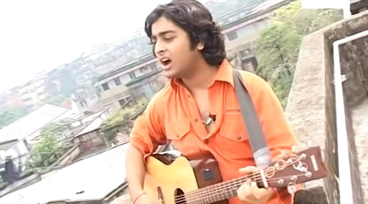 arijit singh old video