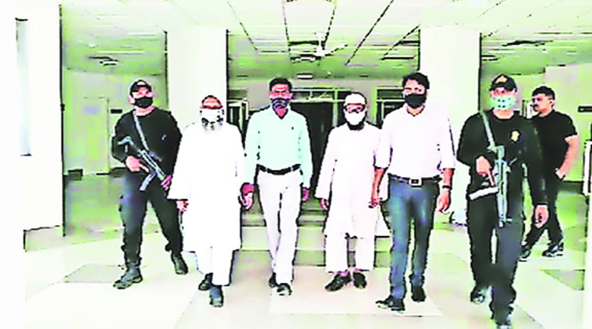 'Illegal conversion' case: Three arrested from Nagpur sent to 7-day police custody