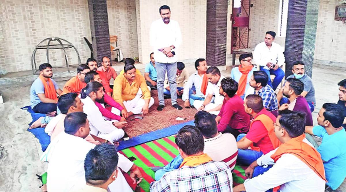 Brahmins allege BKU attacked BJP worker in Baghpat, threaten agitation if action is not taken