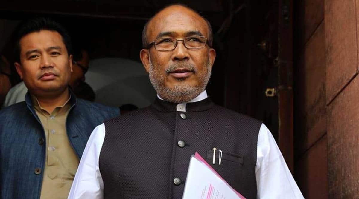 Manipur police, Manipur police social media cell, Manipur arrests over social media content, n biren singh, Kishorechandra Wangkhem, Erendro Leichombam, indian express, manipur news