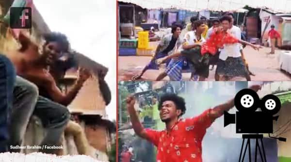 Shashi Tharoor, Shashi Tharoor pala palakura, pala palakura, Chenkalchoola Colony, Thiruvananthapuram, slum boys dance videom facebook, indian express, indian express news