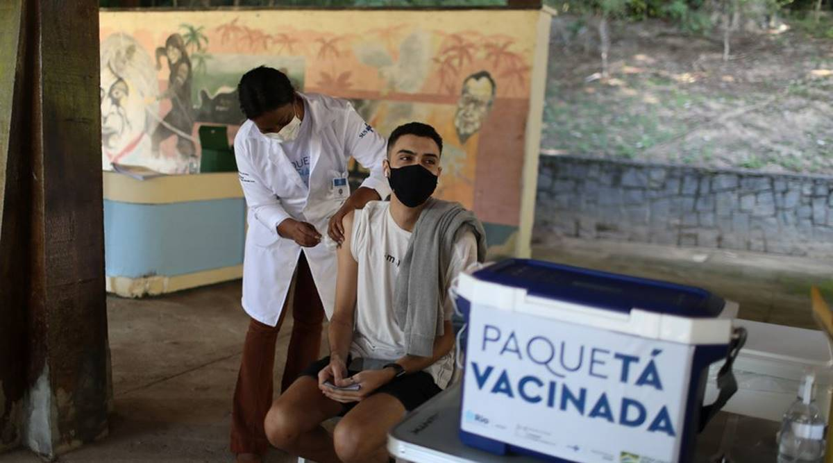 Brazil's lower house approves text of bill to allow breaking of vaccine patents