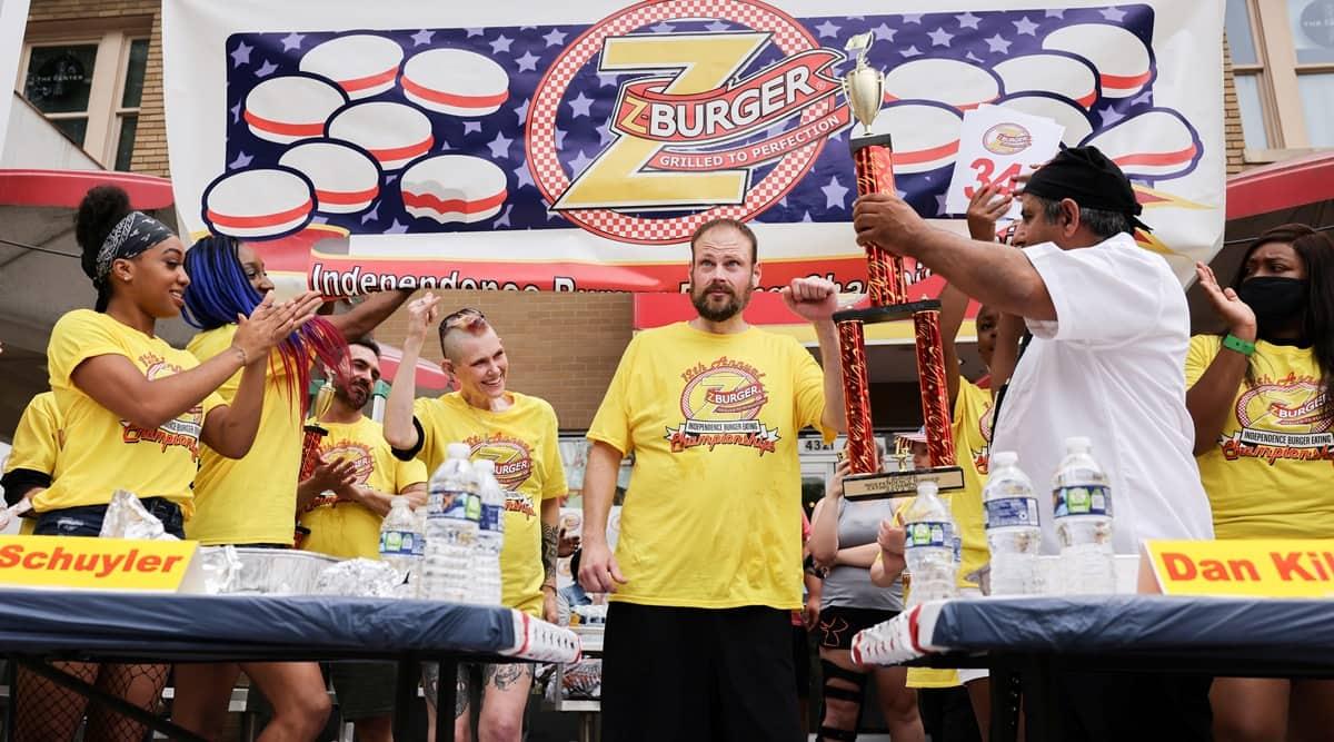 burger contest