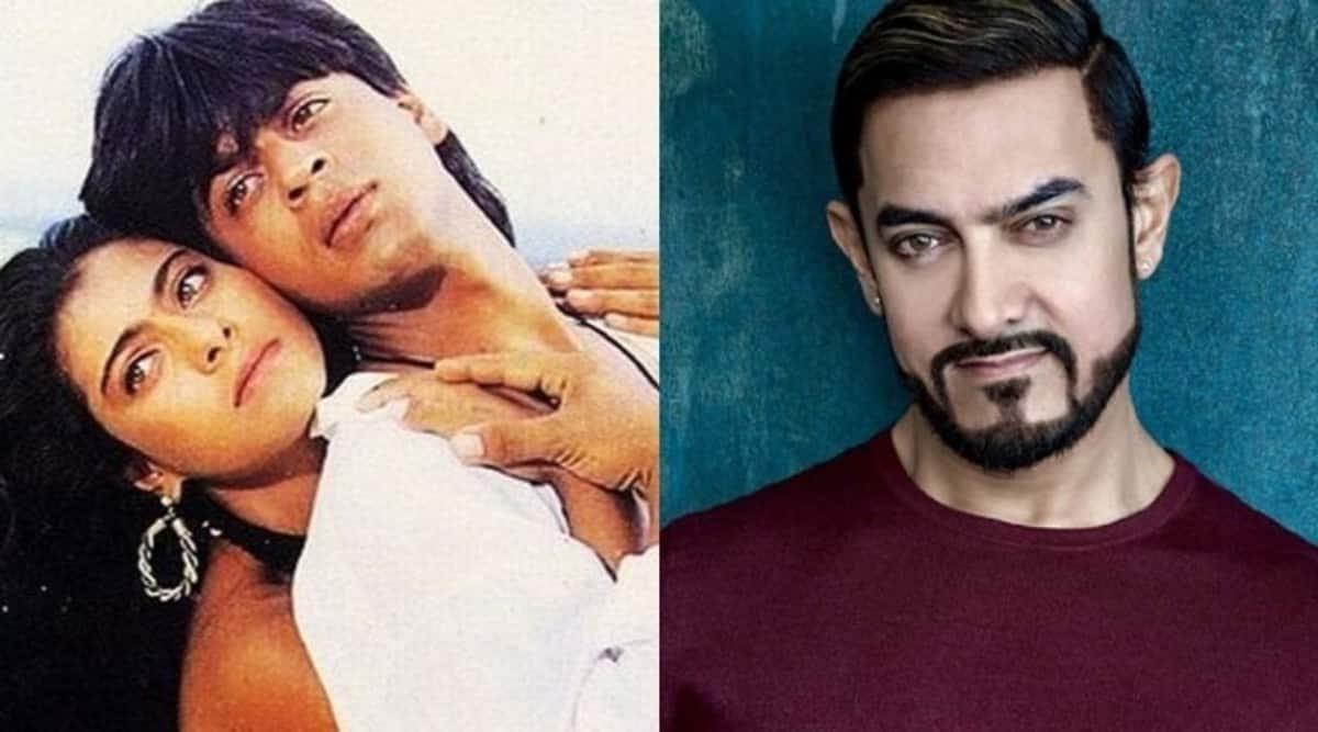 Shah Rukh Khan, Kajol, Aamir Khan