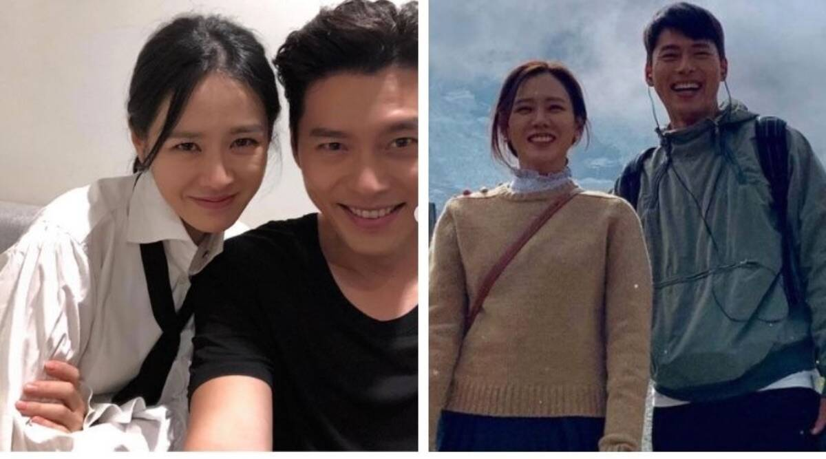 Hyun Bin and Son Ye Jin's relationship was announced this year (Photo: Instagram/ Son Ye Jin)