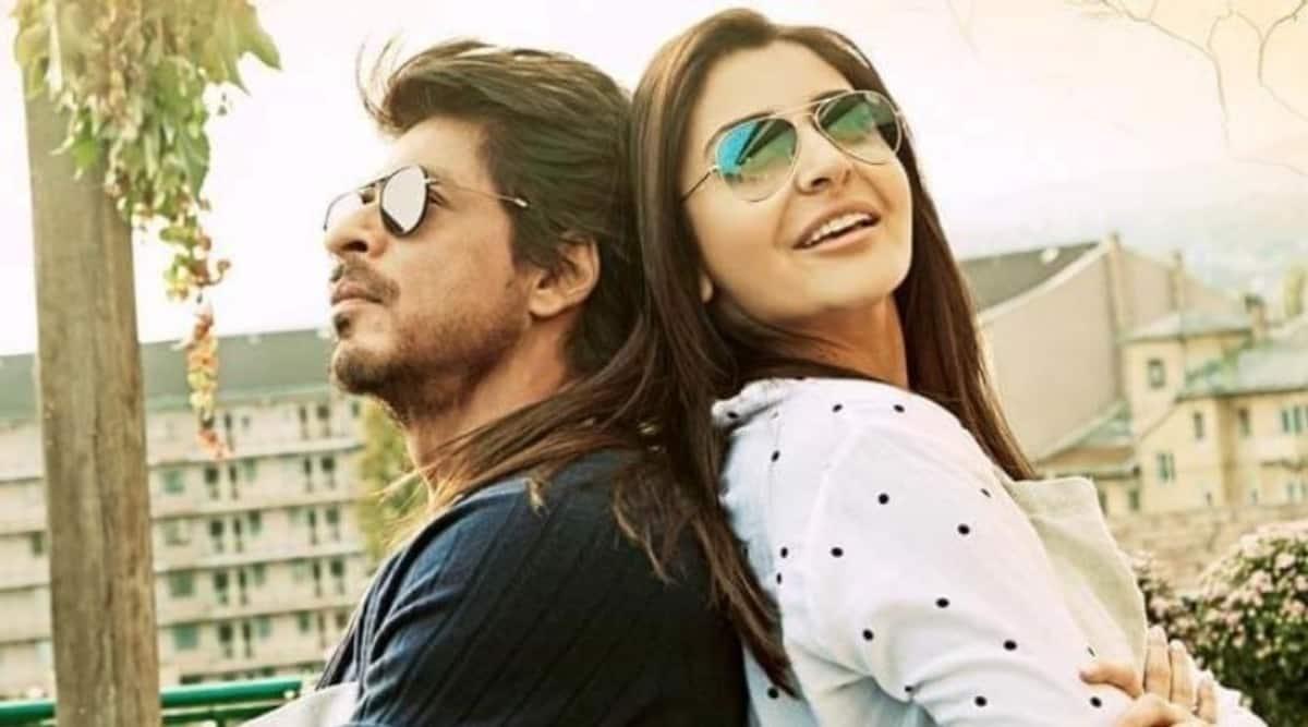 Anushka Sharma Shah Rukh Khan