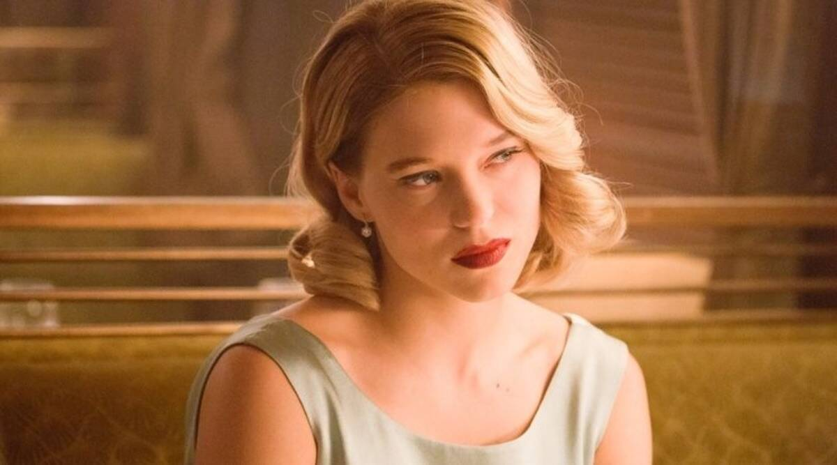 Lea Seydoux in The French Dispatch