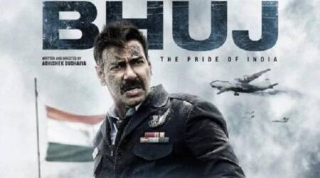 Bhuj: The Pride Of India teaser dropped today