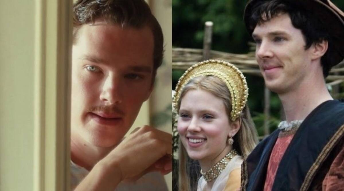 Benedict Cumberbatch in Atonement and The Other Boleyn Girl
