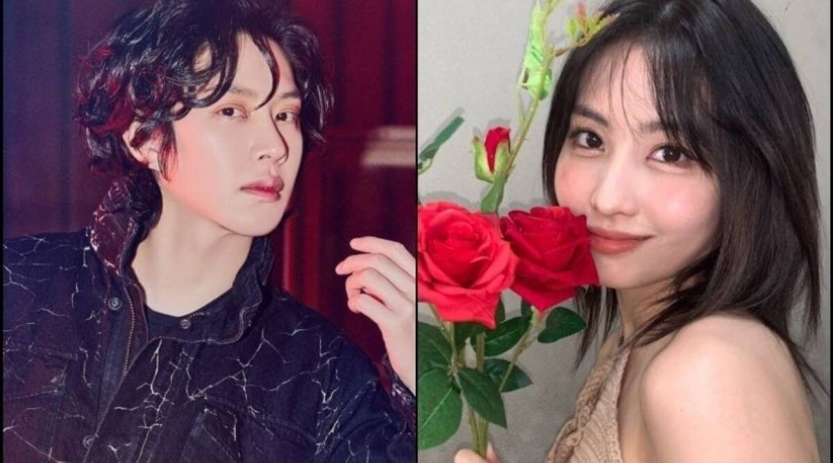 Momo's Twice and Super Junior Heechul's called it quits