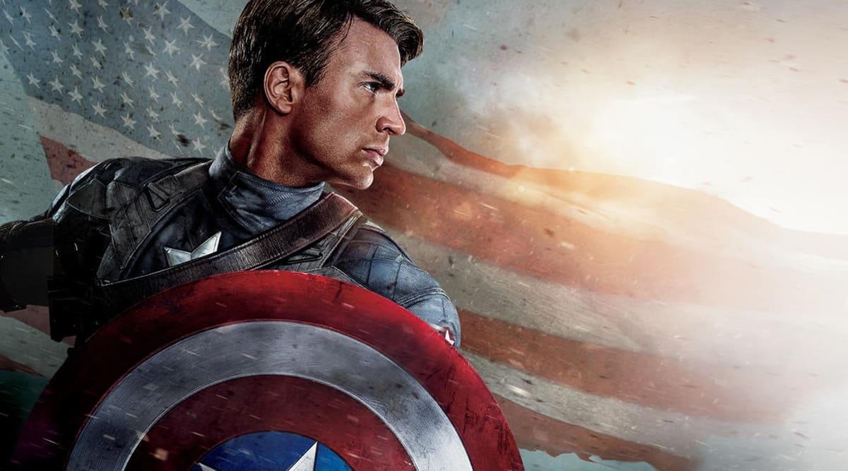 Captain America The First Avenge