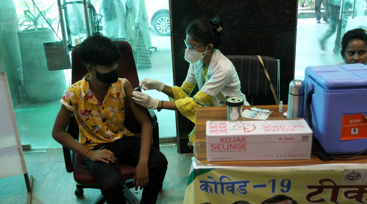 UP's mega drive sees 25 lakh vaccinations