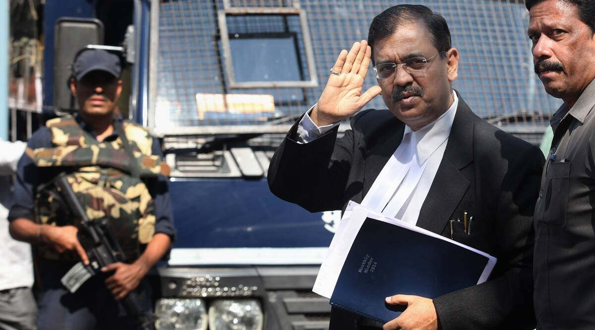 After meeting Sena's Eknath Shinde: Ujwal Nikam addresses speculation, says not joining any political party