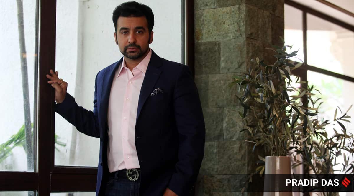 Raj Kundra arrested porn apps