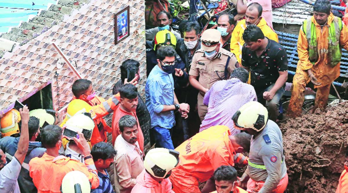 Mumbai: Toddler among 19 buried alive in Chembur wall collapse