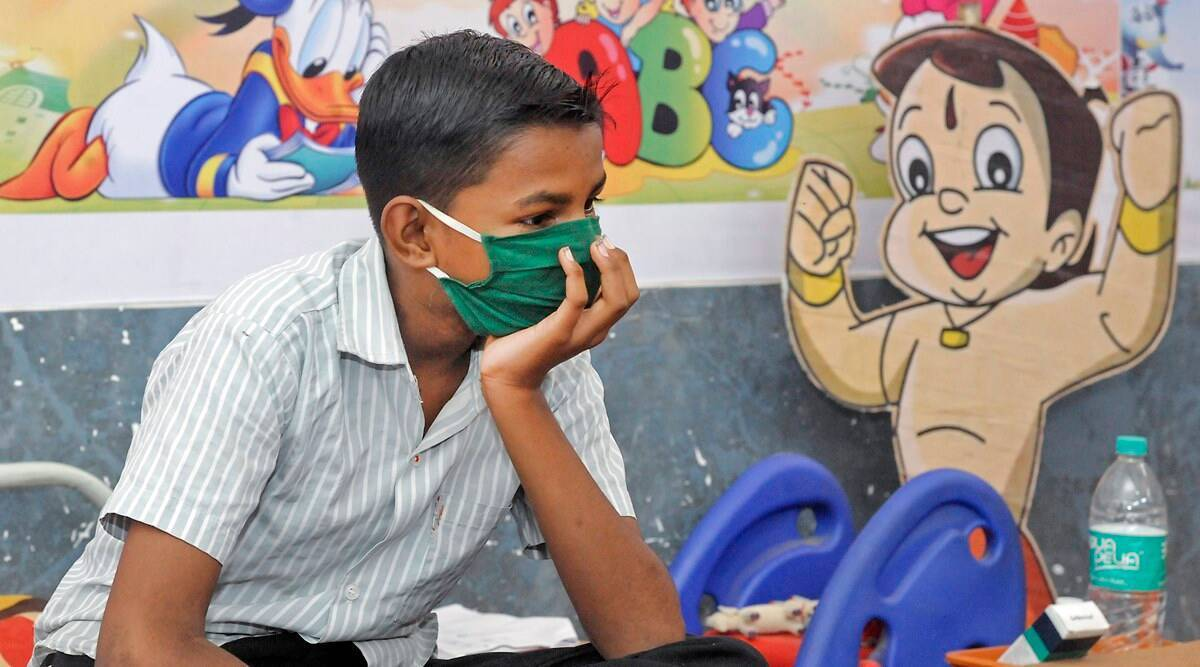 Bengaluru: 300 children affected by Covid in six days | Bangalore news