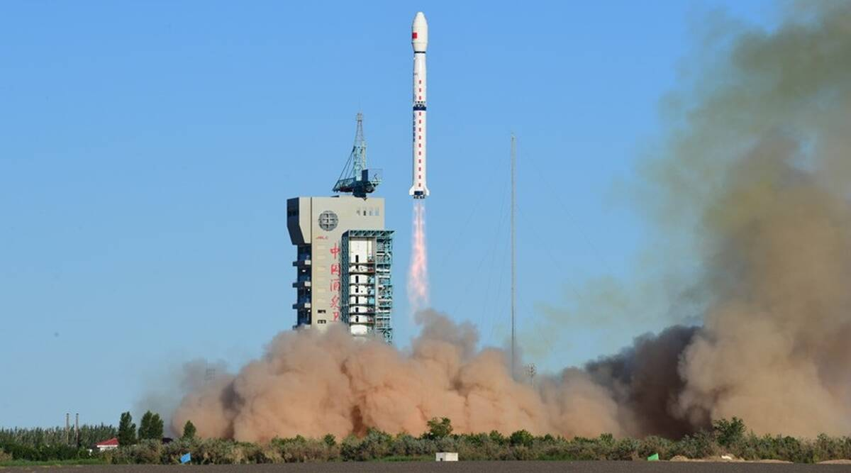 China launched a new meteorological satellite