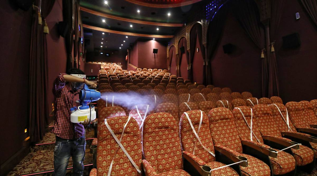 Theatres screen Hollywood titles to lure audiences back as Delhi unlocks