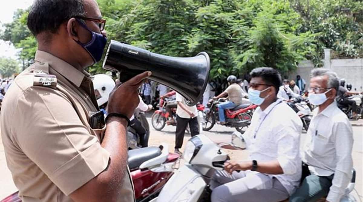Covid-19 vaccine shortage: Tamil Nadu health minister to ...